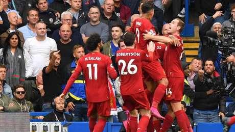 Reds seguem invictos (Foto: AFP)
