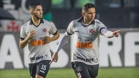 Danilo Barcelos marcou o gol do Vasco (Maga Jr/Ofotografico/Lancepress!)