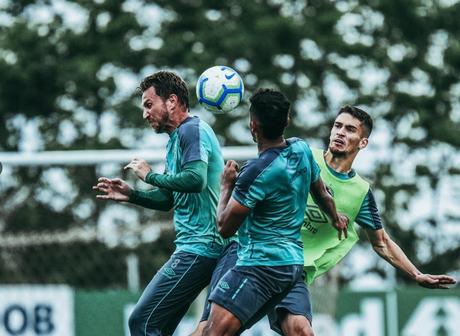 A Chapecoense está na vice-lanterna, com 14 pontos (Foto: Márcio Cunha/ACF)