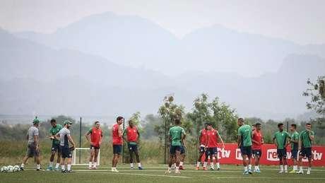 Fluminense vai em busca da da sua segunda vitória consecutiva (Foto: Lucas Merçon/FFC)