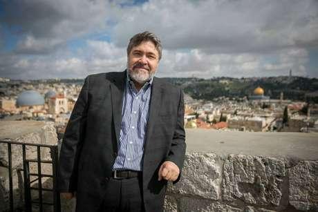 Jon Medved, OurCrowd, presidente executivo do fundo israelense OurCrowd