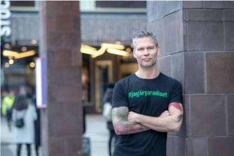 Fundador da Paradiset, maior rede de produtos naturais da Suécia, Johannes Cullberg suspendeu a compra de produtos brasileiros