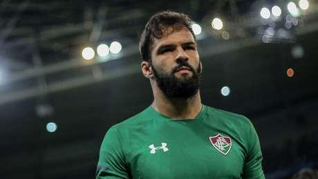 Muriel lamentou a derrota do Fluminense (Lucas Merçon/Fluminense)