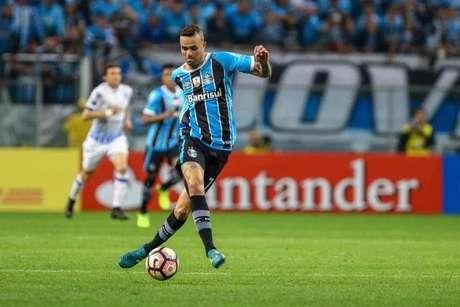 Luan foi decisivo na conquista da Libertadores em 2017 (Foto: Lucas Uebel/Grêmio)