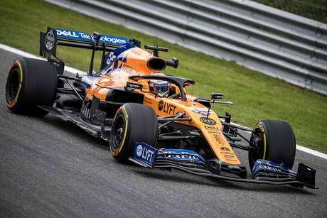 Sainz faz observações sobre mudanças no formato do fim de semana da F1