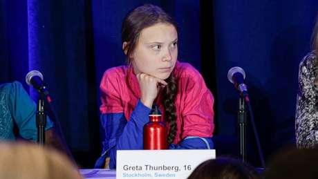 Greta Thunberg e outros 15 jovens ativistas apresentaram queixa contra a falta de ação governamental na crise climática