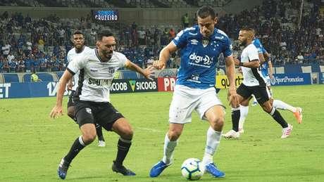 A Raposa venceu no turno em um suado 1 a 0 no Mineirão- (Fábio Barros/Agencia F8)