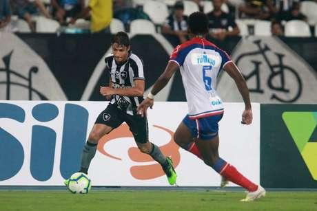 Alvinegro venceu o Tricolor no primeiro turno (Foto: Vítor Silva/Botafogo)
