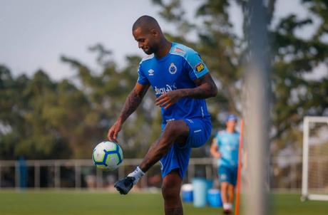 Dedé deve voltar ao time do Cruzeiro (Foto: Vinnicius Silva/Cruzeiro)