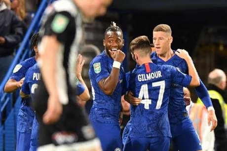 Blues venceram em Stamford Bridge (Foto: AFP)