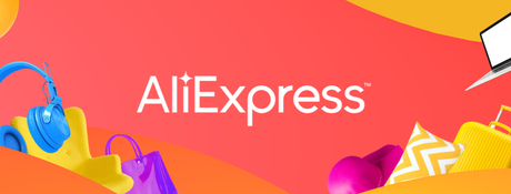 O site internacional de compras mais popular do País é o AliExpress
