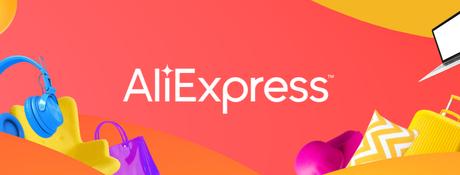 O site internacional de compras mais popular do País é o AliExpress