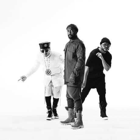 Em nova fase, o Black Eyed Peas se prepara para apresentações no Brasil.