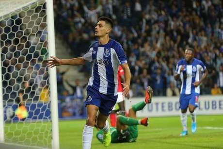 Porto largou com vitória na Taça da Liga de Portugal (Foto: Divulgação/Porto)