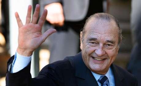 Carreira política de Chirac terminou ao fim de seu segundo mandato como presidente, em 2007