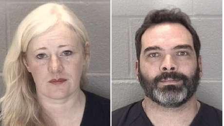 Kristine e Michael Barnett foram liberados sob fiança