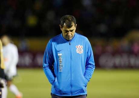 Técnico do Corinthians, Fábio Carille