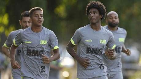 Talles Magno ganhou protagonismo no Vasco, apesar de ter apenas 17 anos (Rafael Ribeiro/Vasco)