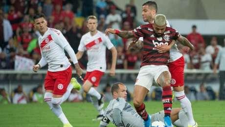 Alexandre Vidal/Flamengo