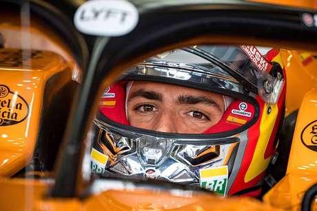 Sainz diz que McLaren está pronta para o desafio