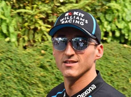 Kubica será penalizado após troca de componentes do motor