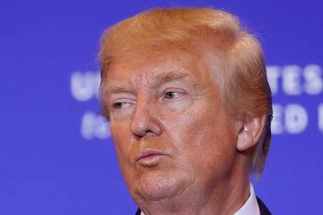 Presidente dos Estados Unidos, Donald Trump  25/09/2019 REUTERS/Jonathan Ernst