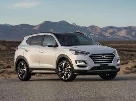 Hyundai Tucson: desvalorização média de 7,3%.