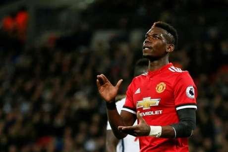 Pogba já mostrou insatisfação em variados momentos do ano (Foto: AFP)