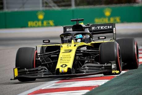 """""""Estamos em posição de ganhar pontos"""" amanhã, diz Ricciardo"""