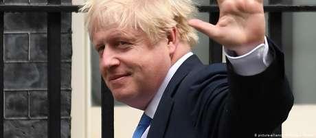 Primeiro-ministro britânico, Boris Johnson, sofre mais um revés
