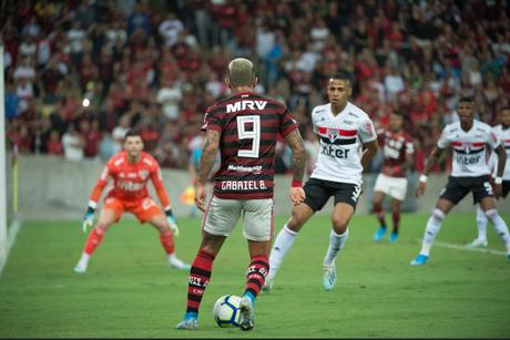 (Foto: Alexandre Vital/Flamengo)