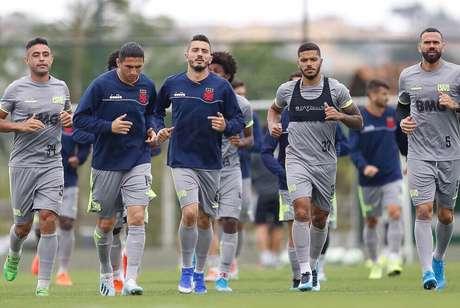 Vasco deve contar com o jovem Bruno Gomes como titular (Foto: Rafael Ribeiro/Vasco)