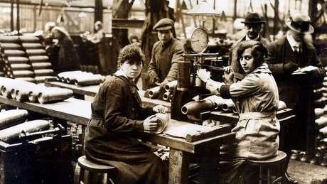 'Municionetes' às vezes ficavam mais de 50 horas trabalhando por semana, quando não 72 horas