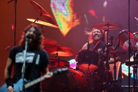 Foo Fighters fez um show repleto de clássicos da carreira