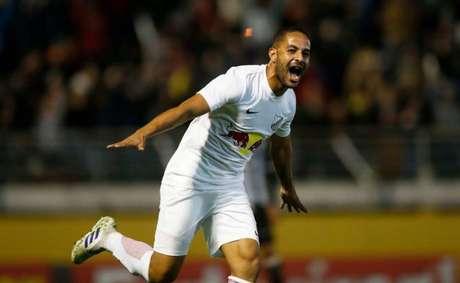 Ytalo marcou o segundo e último gol do Bragantino na partida (Foto: Reprodução/Twitter)