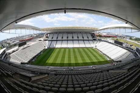 Corinthians renegocia a dívida de sua Arena (Foto: Djalma Vassão/Gazeta Press)