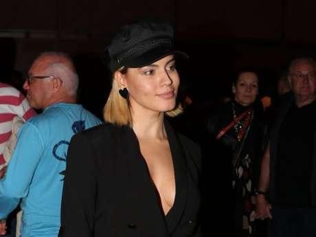 Letícia Lima confirmou romance, mas sem entregar o nome do diretor: 'Mas eu estou bem, de boa. Por enquanto eu não tô dando conta de entender nem o que eu quero para mim'