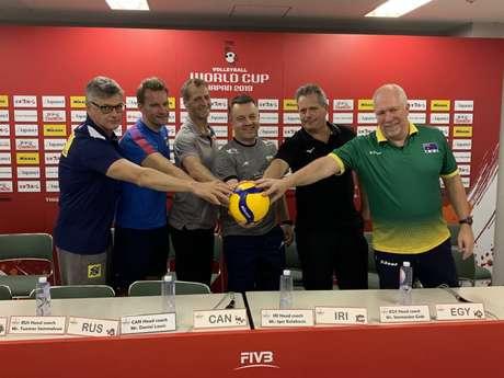 Renan comentou a importância do torneio um ano antes da Olimpíada (Foto: Divulgação/CBV)