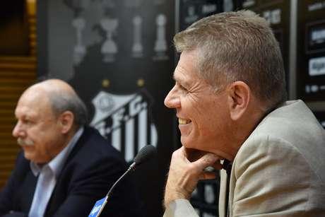 Autuori anuncia retorno do Santos B (Ivan Storti/SFC)