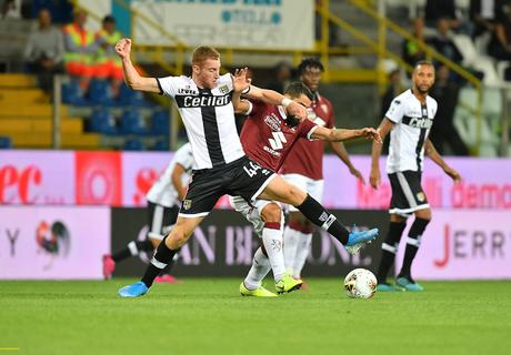 Uma vitória na próxima rodada coloca o Parma no G6 (Foto: Reprodução/Twitter)