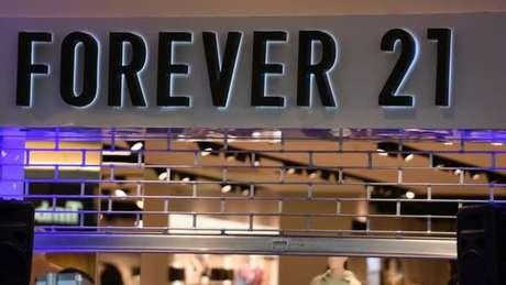 Entre os credores da Forever 21 estão as empresas imobiliárias Brookfield Properties e Simon Property Group