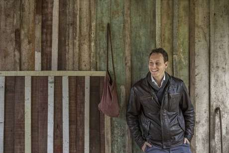 Michael Kapps, cofundador da startup TNH Health, que recebeu investimento de US$ 2 milhões da Valor Capital