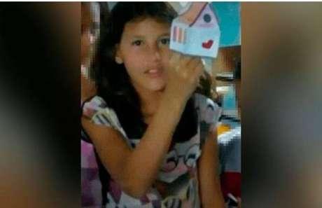 Raíssa Eloá Caparelli Dadona, de 9 anos, morava no bairro do Morro Doce, na zona norte de São Paulo
