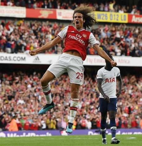 Guendouzi é um dos destaques do Arsenal (Foto: Reprodução)