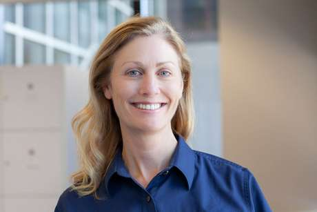 Kimberly Ross, vice-presidente de Pesquisa e Desenvolvimento da Manhattan Associates.