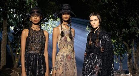 Desfile Dior (Foto: Reprodução/Instagram/@dior)