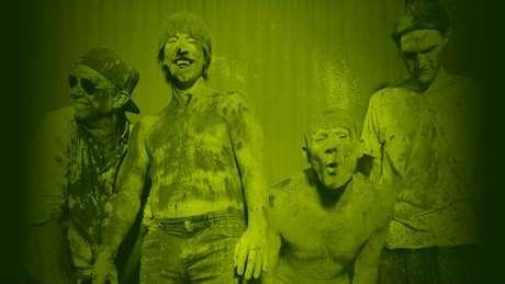 O funk-metal do Red Hot Chili Peppers é presença certeira no Rock in Rio (Reprodução/Internet)
