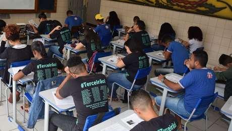 Ensino médio e creches ainda vão continuar a ter demanda, uma vez que ainda não atendem a totalidade dos alunos