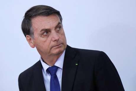 Bolsonaro em evento em Brasílial 30/9/2019 REUTERS/Adriano Machado