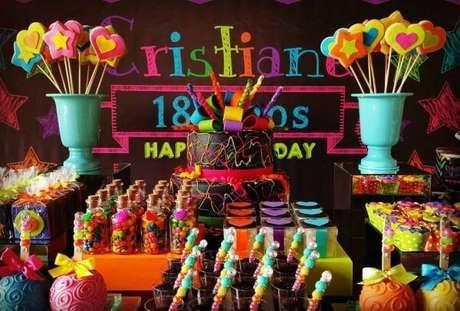 Festa De 18 Anos 70 Ideias E Temas Para Organizar Seu